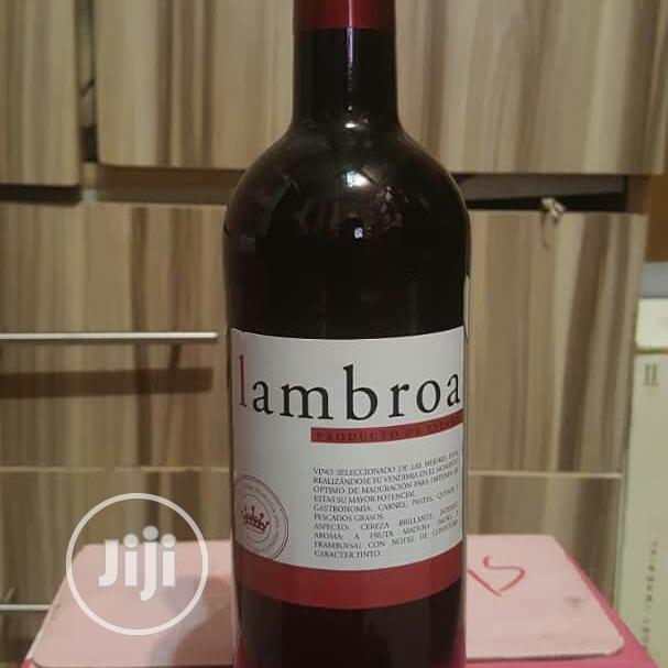 Original Spain Red Wine