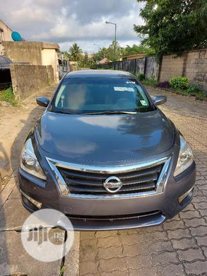 Nissan Altima 2013 Sedan 3.5 SL Gray | Cars for sale in Lagos State, Ajah