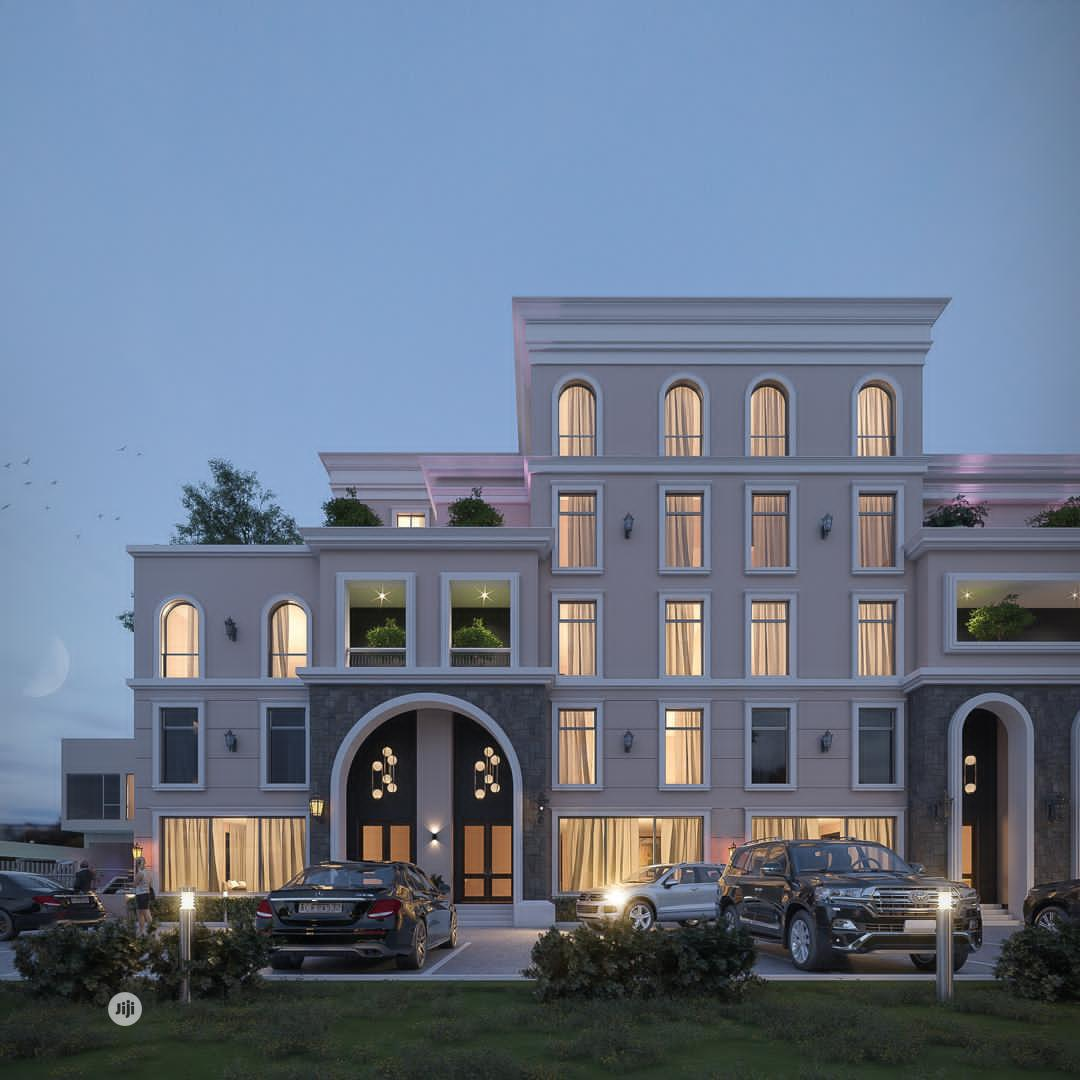 Archive: Waterfront 4 Bedrooms Penthouse With 2 Rooms Bq