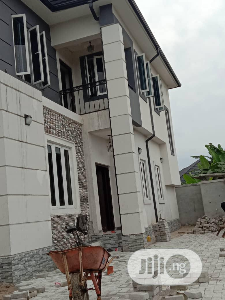 Brand New 4bedroom Duplex for Sale in Odili Road