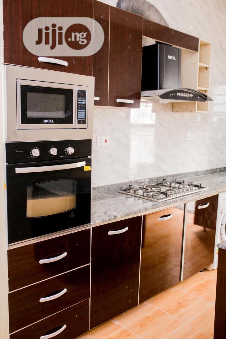 Archive: 4 Bedroom Terrace Duplex With BQ