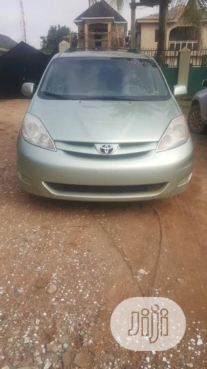 Toyota Sienna 2008 XLE AWD Green | Cars for sale in Lagos State, Ikeja