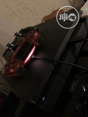Playstation 4 Slim 1TB+ 2 Pads and 2 Game Disc | Video Game Consoles for sale in Ondo State, Akure