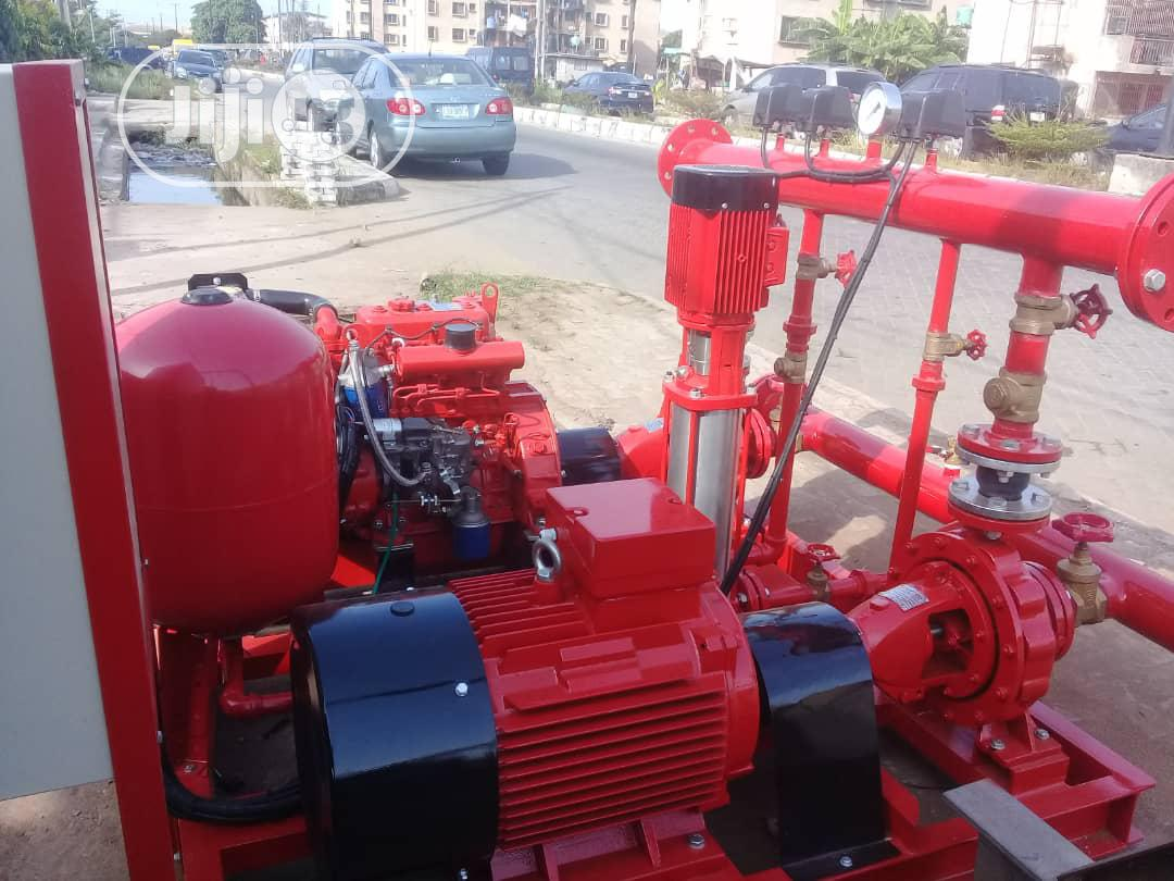 Fire Hydrant Pump Systems | Safetywear & Equipment for sale in Apapa, Lagos State, Nigeria