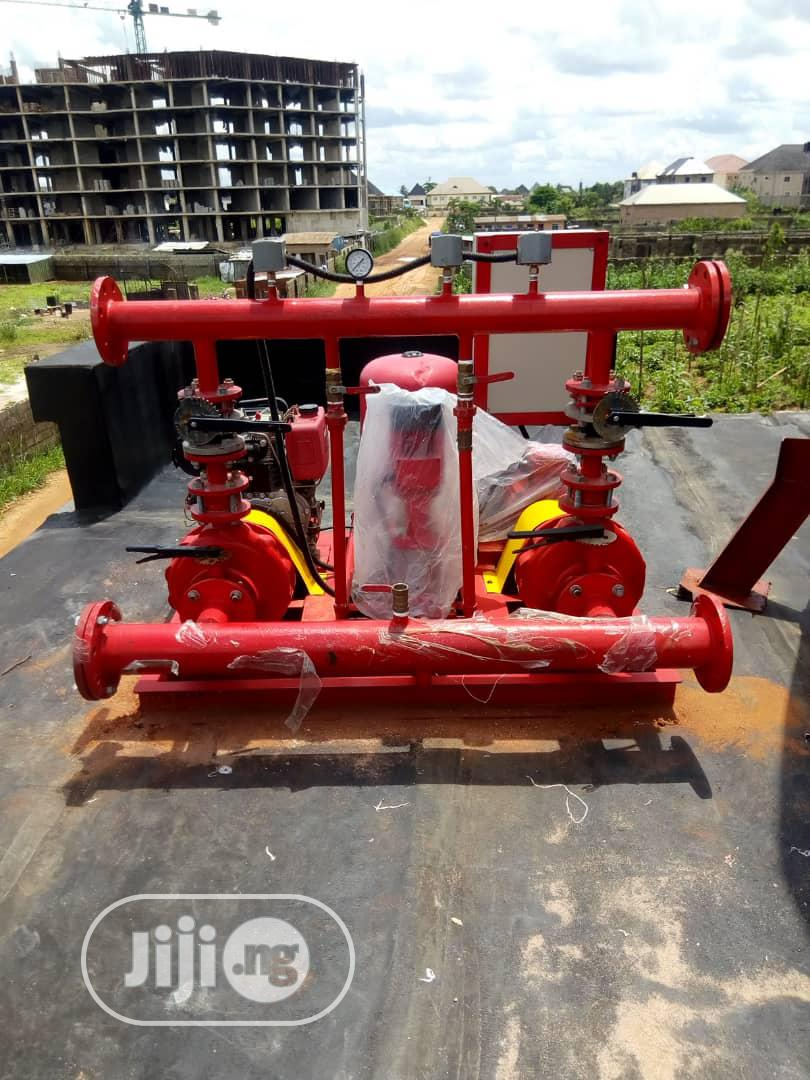 Fire Hydrant Pump Systems