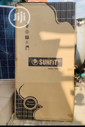 360w Sunfit Solar Panel Mono | Solar Energy for sale in Lagos State, Ojo