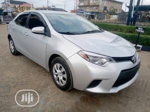 Toyota Corolla 2014 Silver | Cars for sale in Lagos State, Alimosho