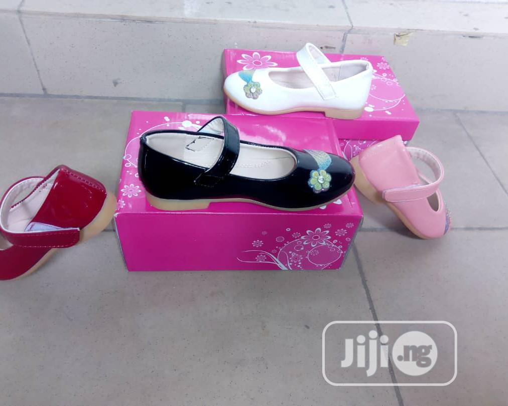 Kiddies Flat Shoes
