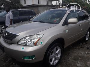 Lexus RX 2008 Gold | Cars for sale in Lagos State, Apapa