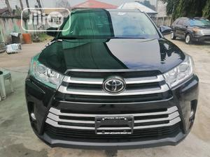 Toyota Highlander 2018 XLE 4x4 V6 (3.5L 6cyl 8A) Black   Cars for sale in Rivers State, Port-Harcourt