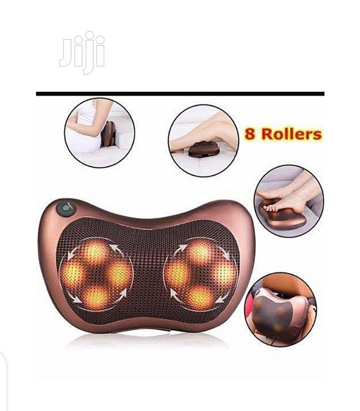 Archive: Car And Home Massage Pillow