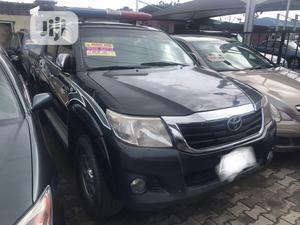 Toyota Hilux 2009 2.7 VVT-i 4X4 SRX Black   Cars for sale in Lagos State, Lekki