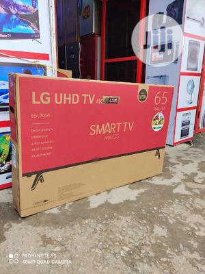 Original> LG 65''inch Android UHD Smart 4K(Netflix App) Wifi | TV & DVD Equipment for sale in Lagos State, Ojo