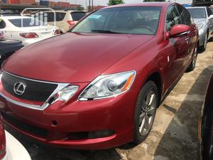 Lexus GS 2009 350 Red   Cars for sale in Lagos State, Apapa
