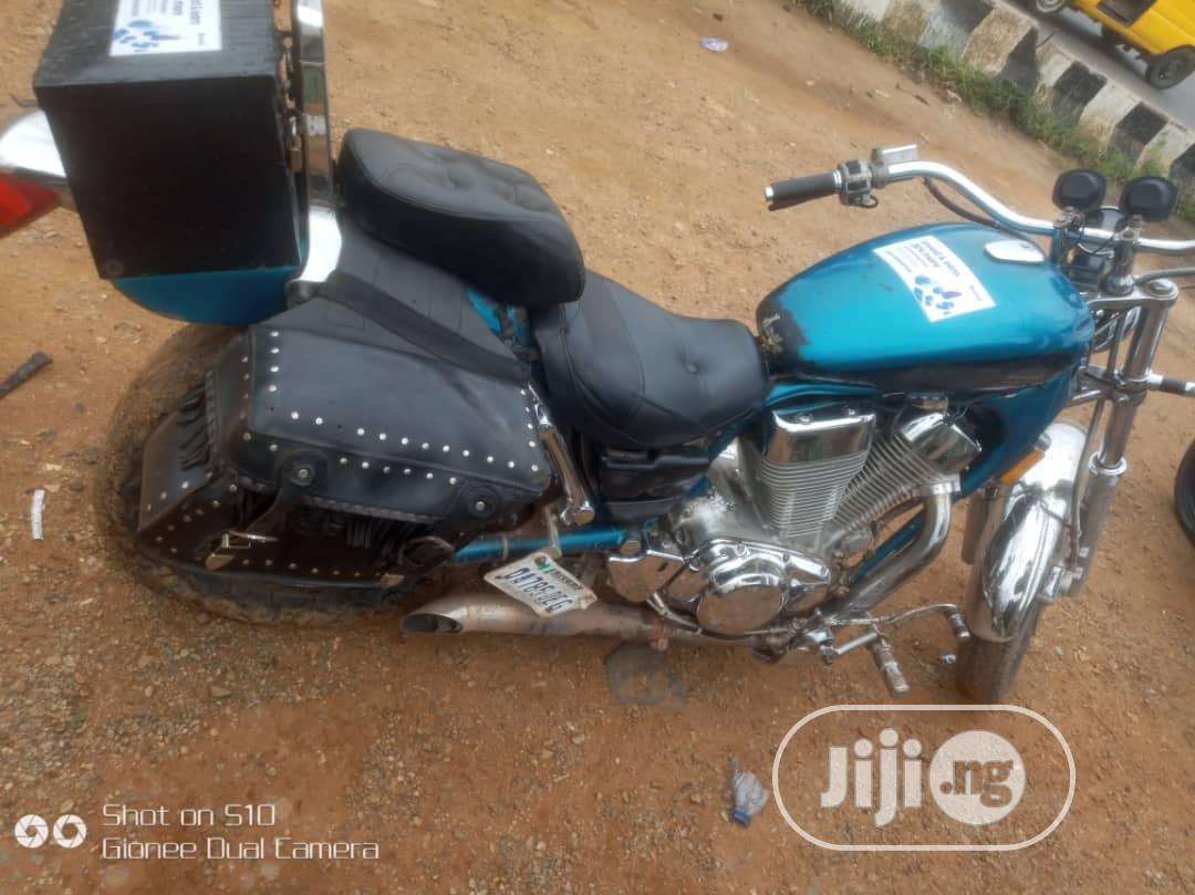 Archive: Suzuki Intruder 2005 Blue
