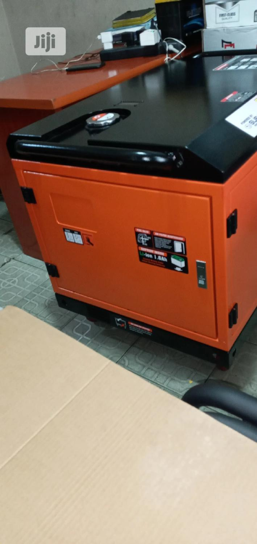 Archive: 12k.V.A Subaru Japan Silent Generator
