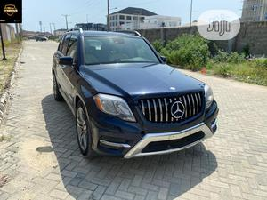 Mercedes-Benz GLK-Class 2013 350 4MATIC Blue | Cars for sale in Lagos State, Lekki
