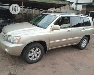 Toyota Highlander 2002 Gold   Cars for sale in Anambra State, Onitsha