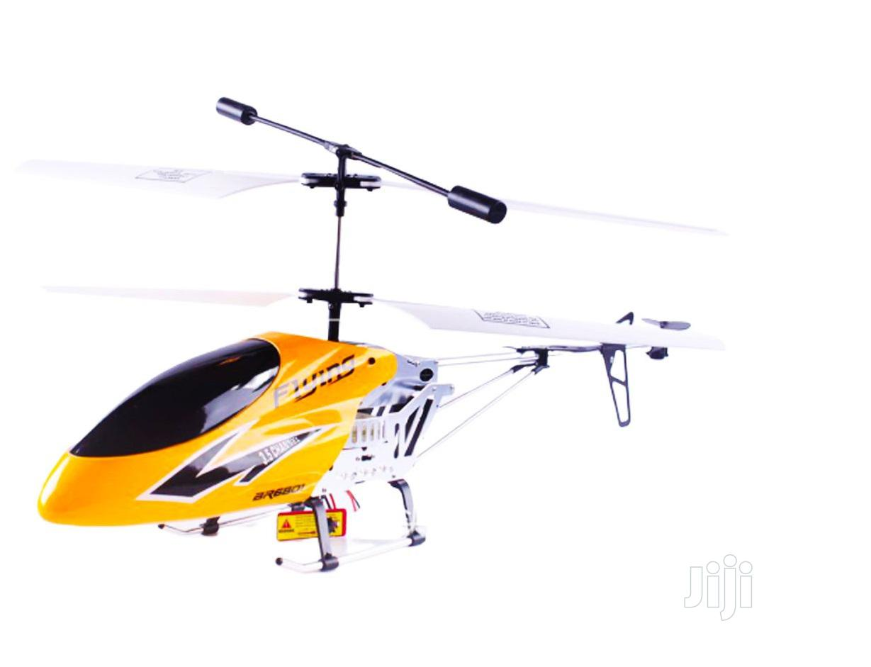 BR Model Helicopter With Gyro