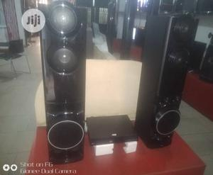 At 2020 New Made LG Powerful Sound (1250w) DVD Play +Bluetooth   TV & DVD Equipment for sale in Lagos State, Ikeja