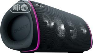 Sony Srs-Xb43 Wireless Bluetooth Speaker-Black | Audio & Music Equipment for sale in Lagos State, Ikeja