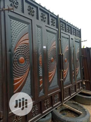 Bespoke Gate Design With Elegance Outlook   Doors for sale in Lagos State, Ikotun/Igando