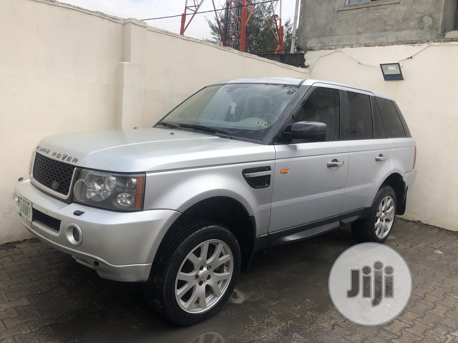 Land Rover Range Rover Sport 2007 HSE 4x4 (4.4L 8cyl 6A) Silver