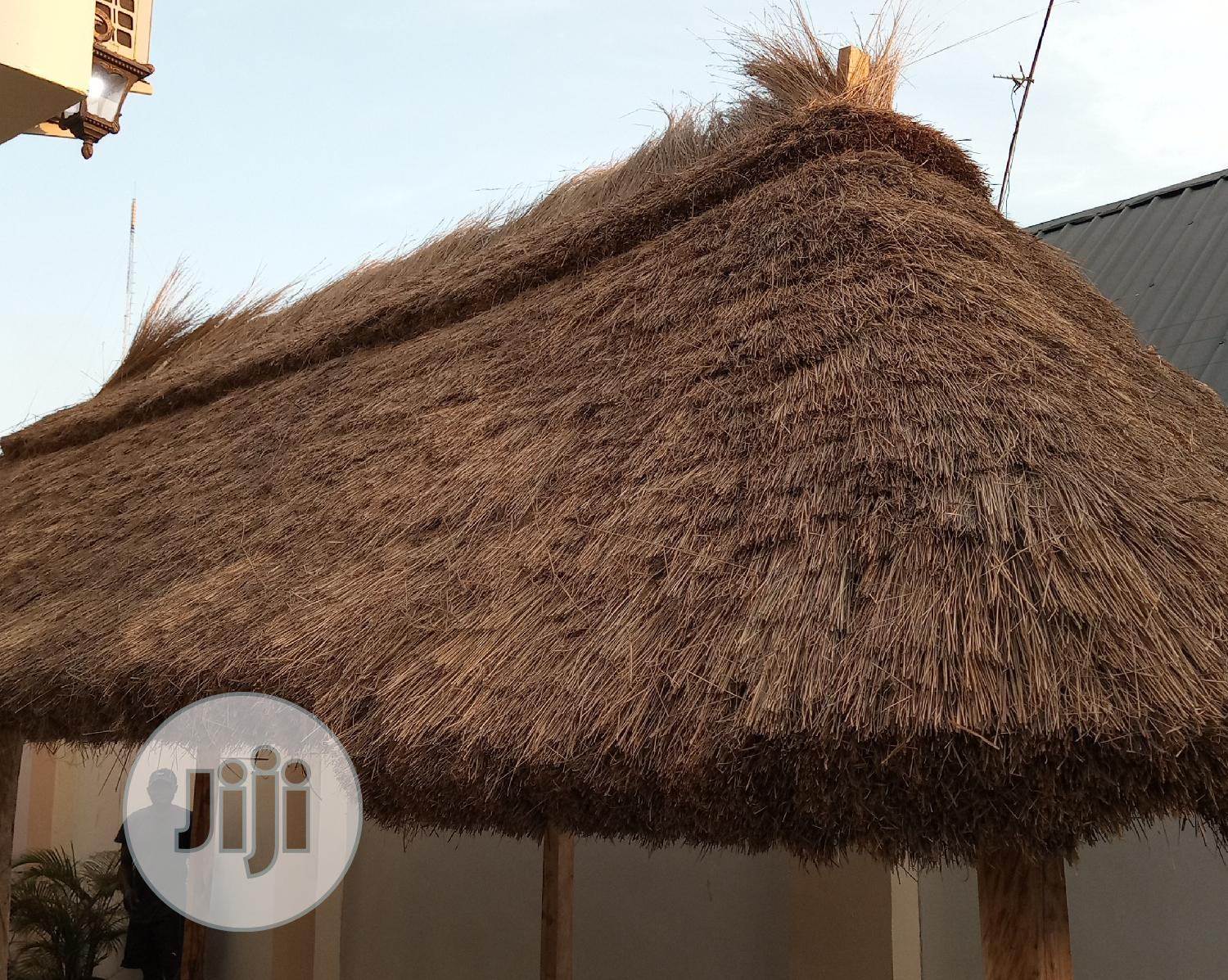 Exclusive Gazebo Bush Bar Hut | Garden for sale in Ojo, Lagos State, Nigeria