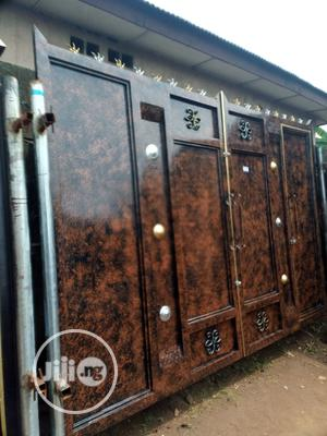 Best Quality & Strong Fence Gate For Modern Home Standard   Doors for sale in Lagos State, Ikotun/Igando