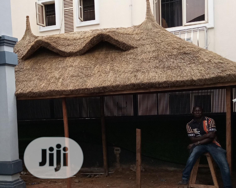 New Design Gazebo Bush Bar Hut | Garden for sale in Agege, Lagos State, Nigeria