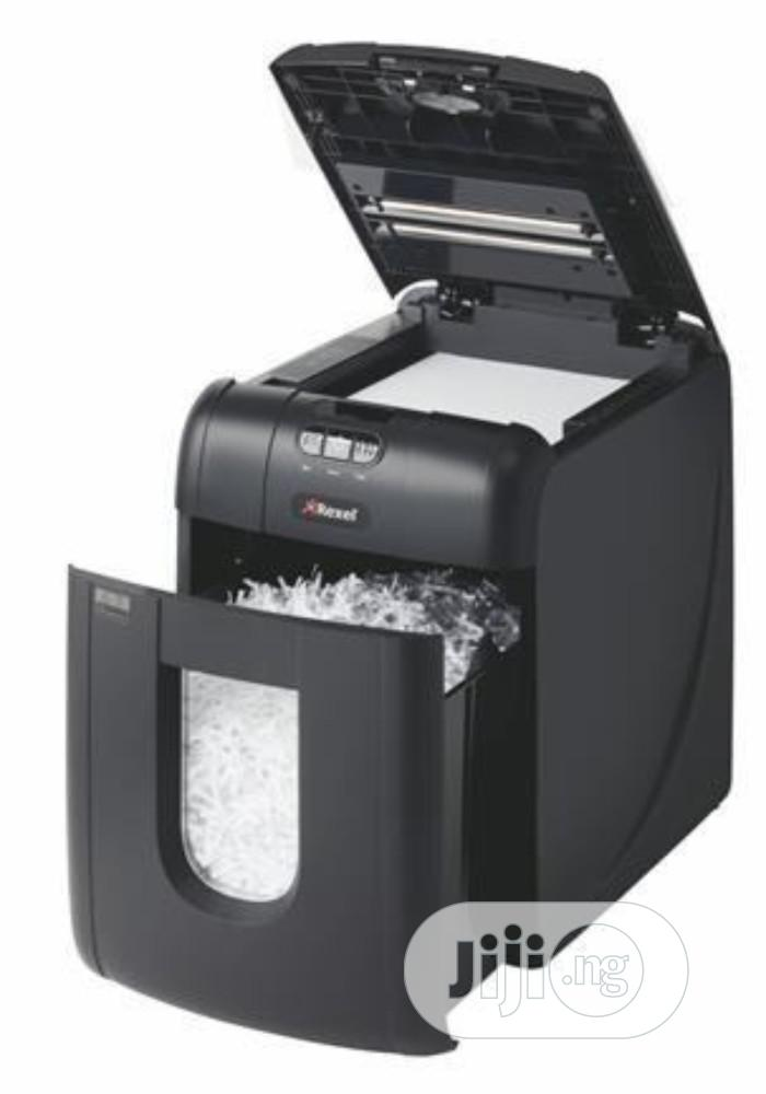 Rexel Auto+ 130x Paper And Documents Shredder Cross Cut