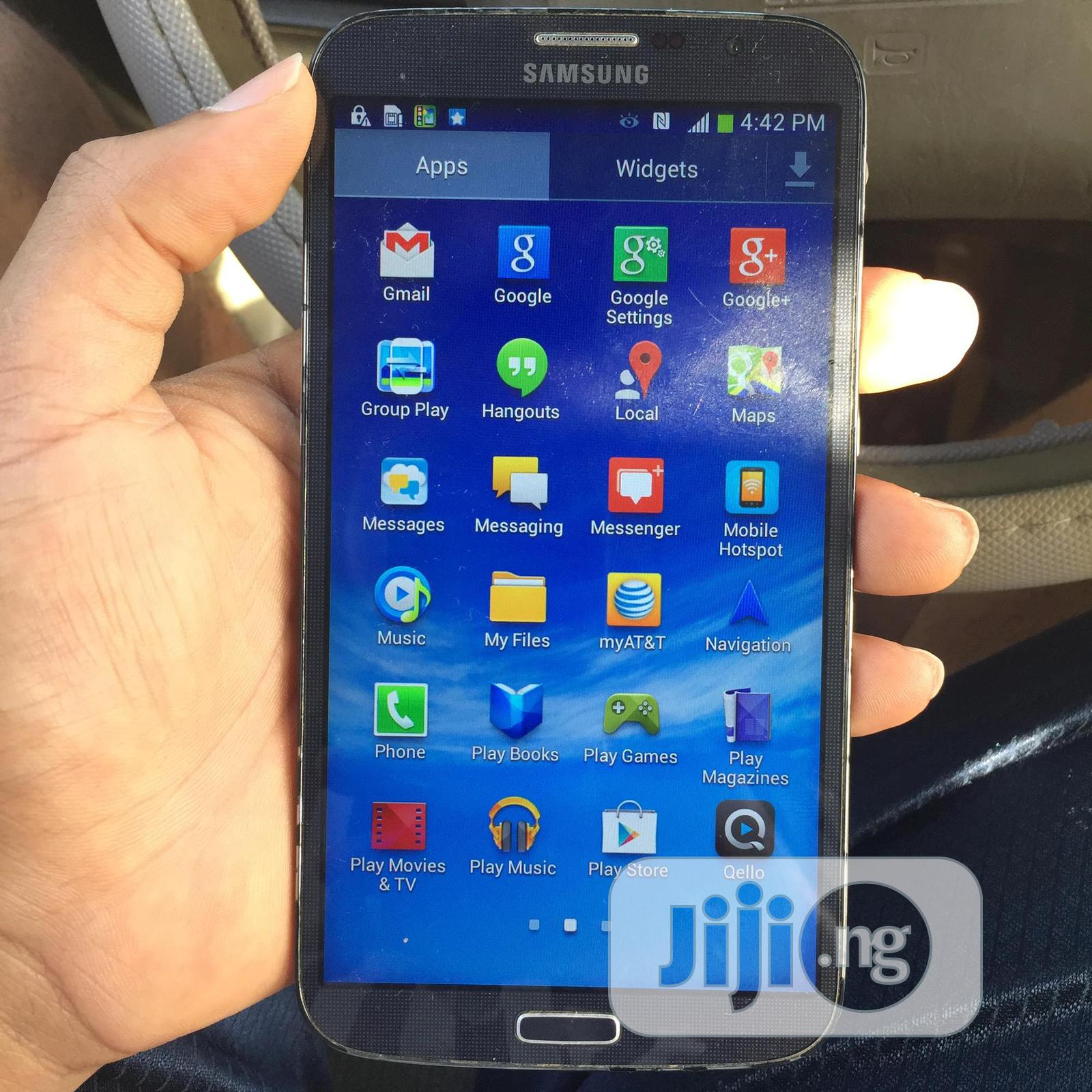 Samsung Galaxy Mega 2 16 GB Black | Mobile Phones for sale in Kubwa, Abuja (FCT) State, Nigeria