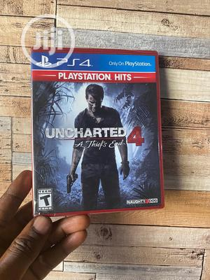 Uncharted 4: A Thief's End Hits - Playstation 4 | Video Games for sale in Lagos State, Ajah