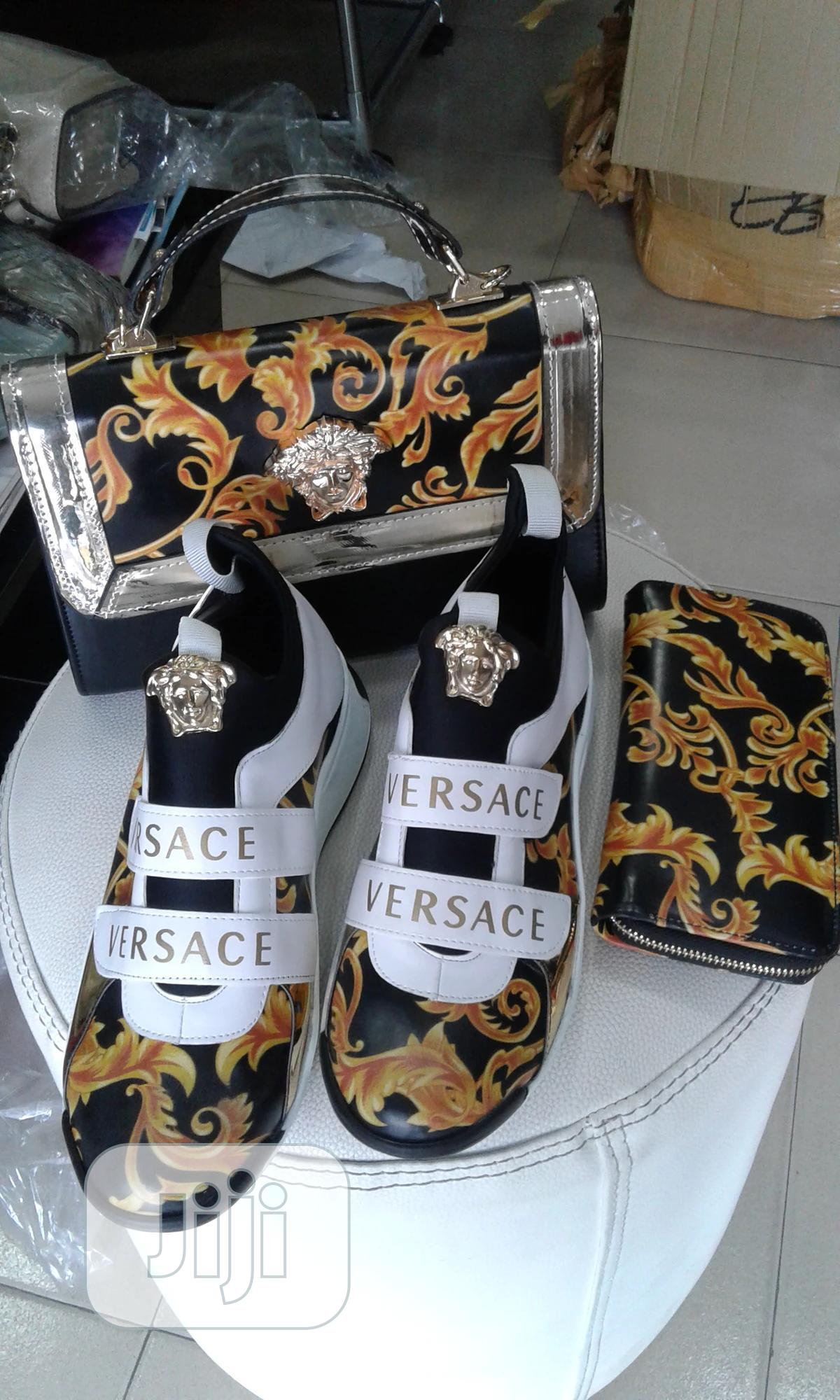 VERSACE Shoe, Bag And Purse | Bags for sale in Amuwo-Odofin, Lagos State, Nigeria