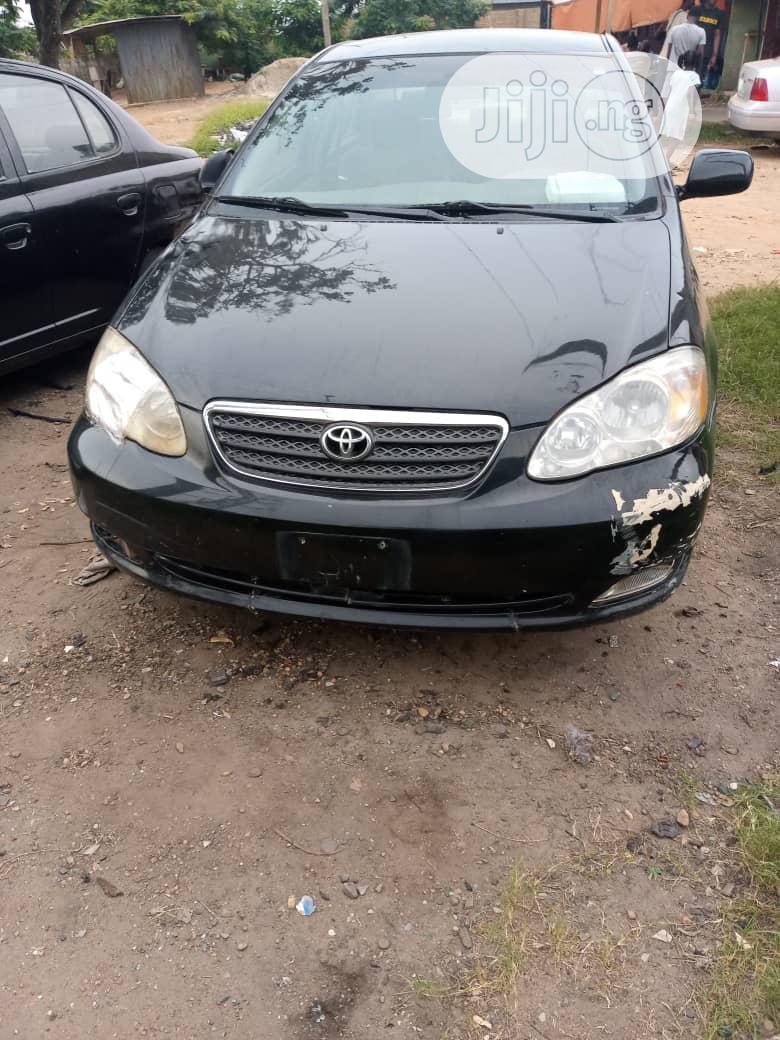 Archive Toyota Corolla 2005 Ce Black In Ibadan Cars Tobi Jiji Ng For Sale In Ibadan Tobi On Jiji Ng