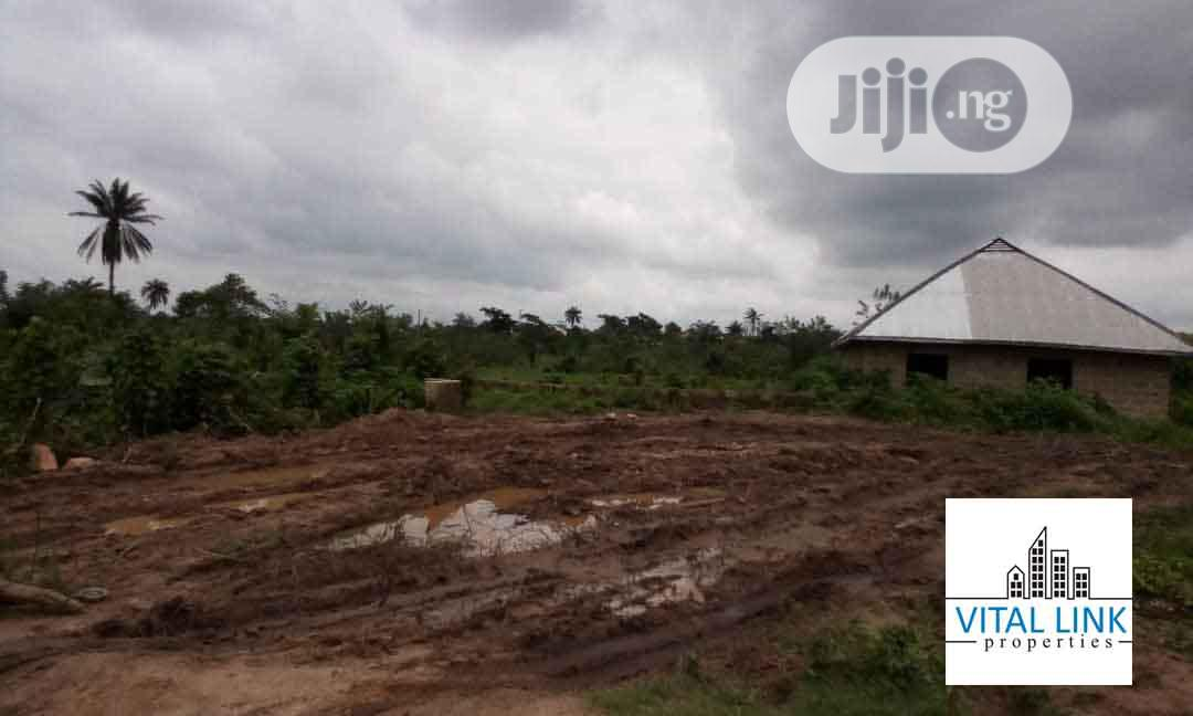 13 Acres or Plots of Land at Abere Area for Sale