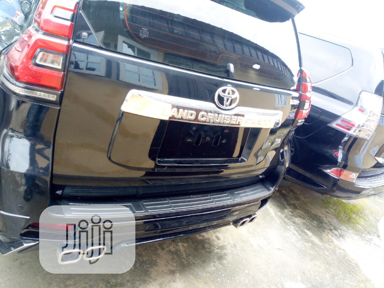 Archive: Toyota Land Cruiser Prado 2016 GXL Black