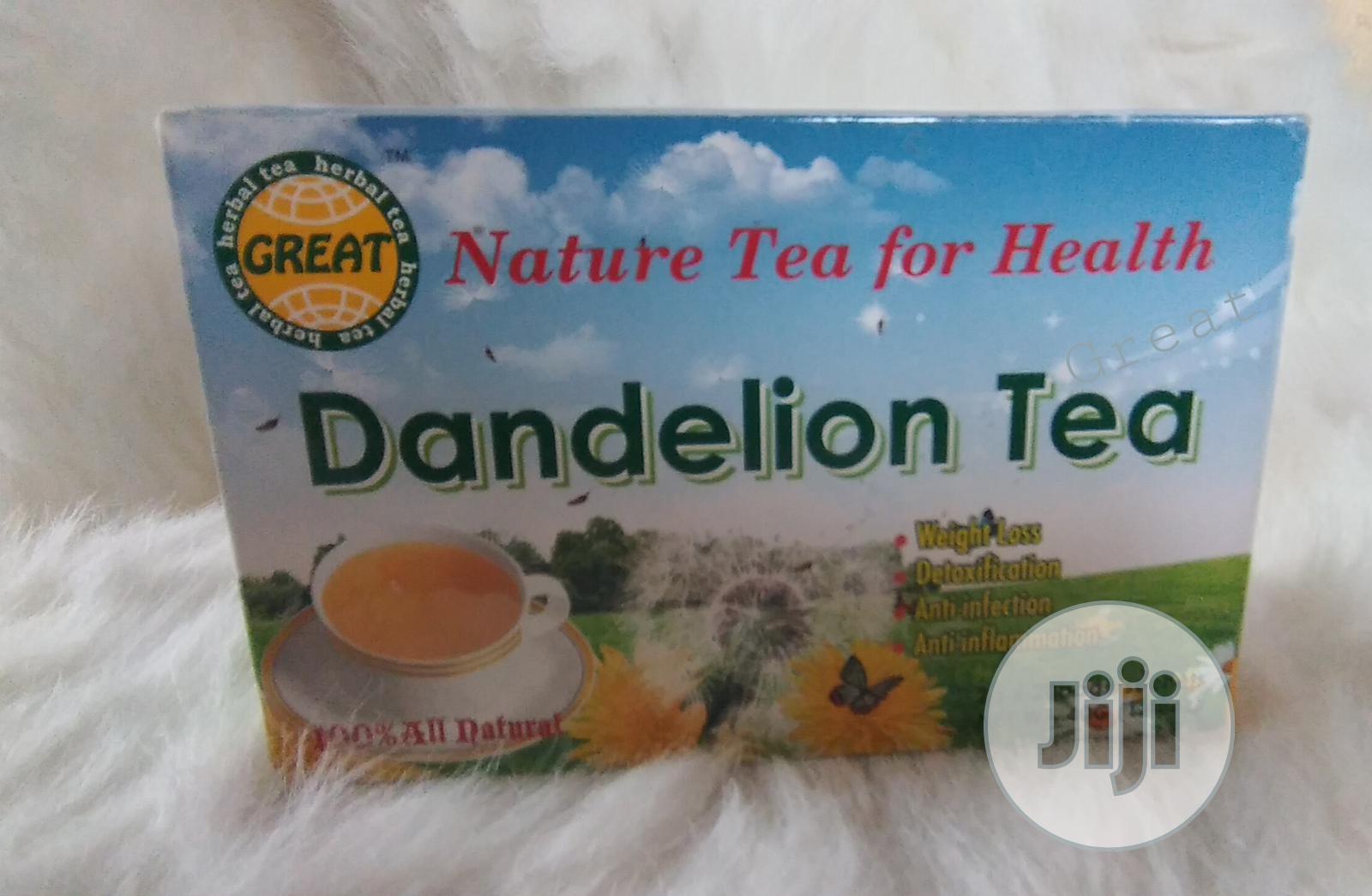 Dandelion Tea - Kidney and Liver Detox