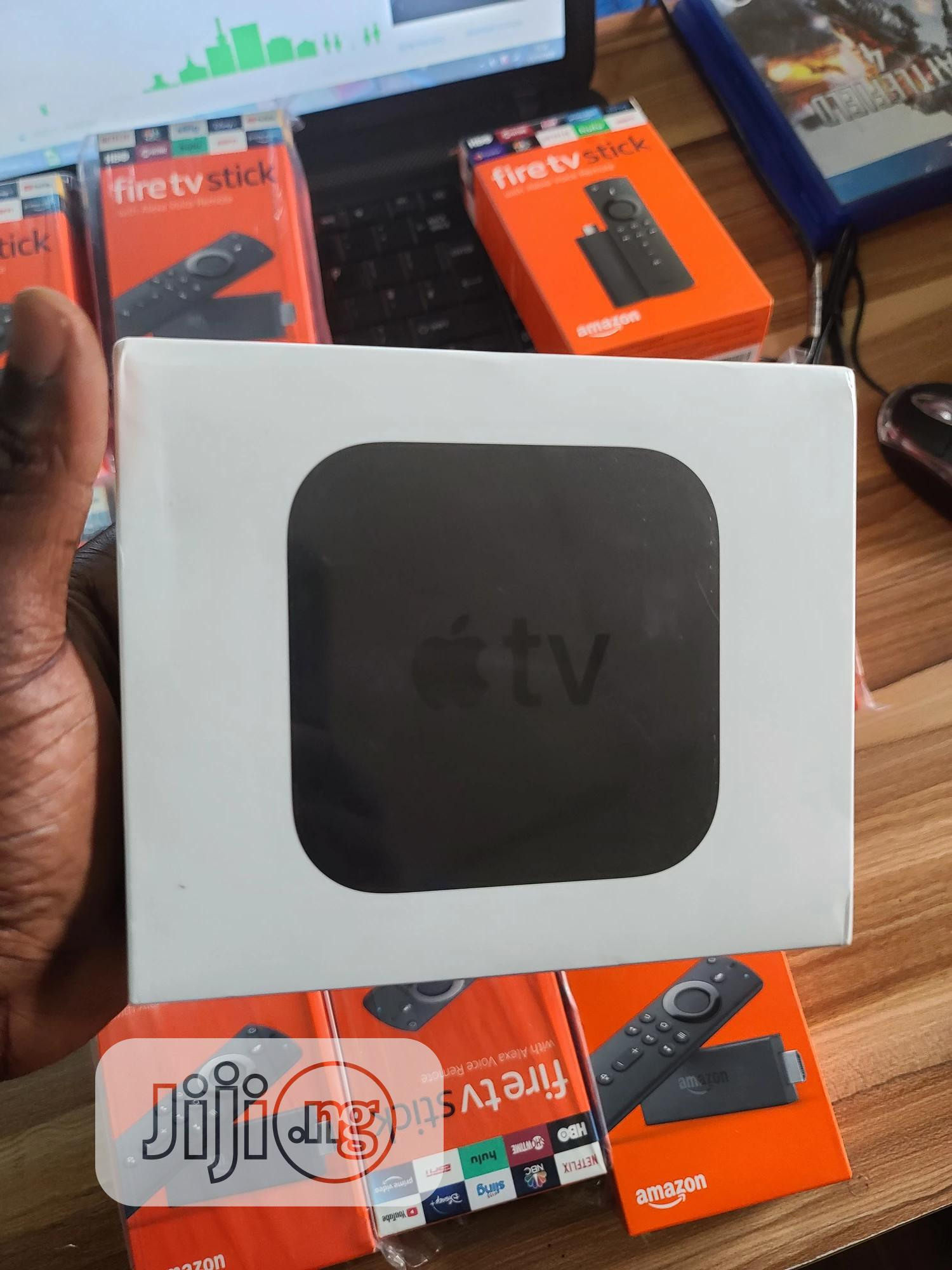 Apple Tv 4k 32gb | TV & DVD Equipment for sale in Agege, Lagos State, Nigeria