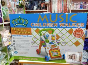 Happy Family Music Children Walker   Children's Gear & Safety for sale in Lagos State, Ikeja