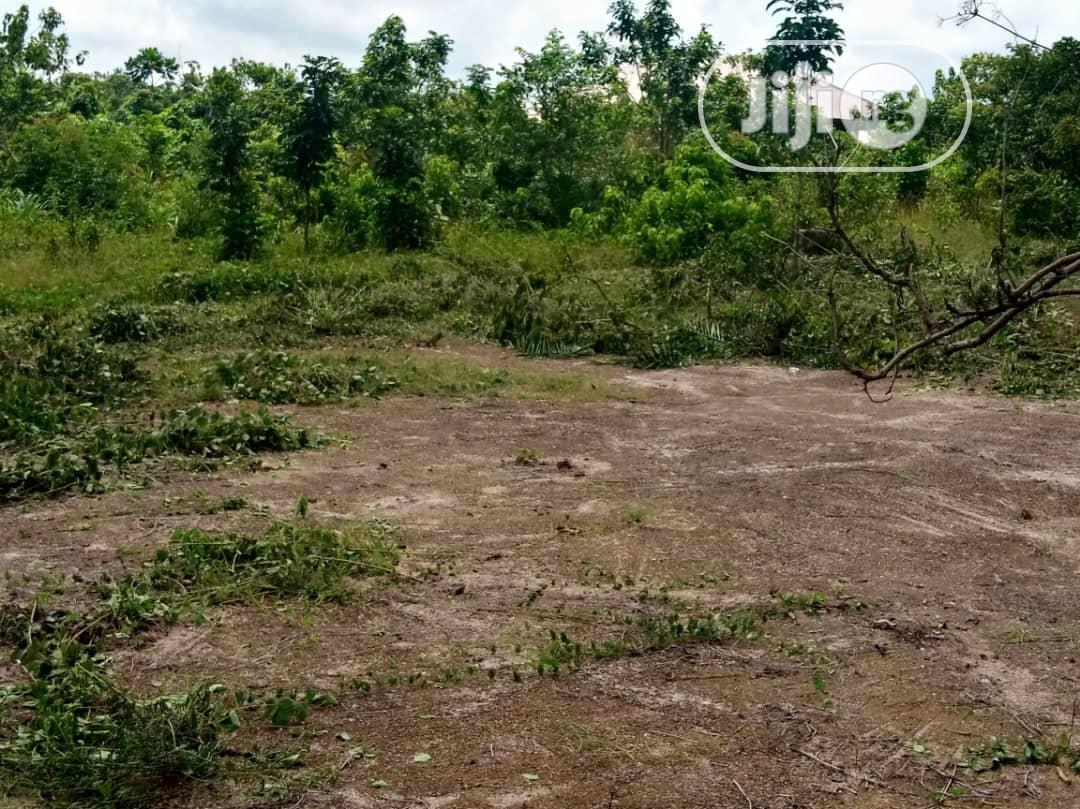 A Plot of Land With Foundation | Land & Plots For Sale for sale in Ife, Osun State, Nigeria
