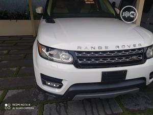 Land Rover Range Rover Sport 2014 White | Cars for sale in Lagos State, Victoria Island
