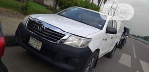 Toyota Hilux 2009 2.0 VVT-i White   Cars for sale in Lagos State, Ikeja