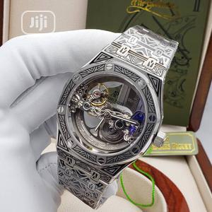 Audemars Piguet (AP) Automatic Silver Chain Watch | Watches for sale in Lagos State, Lagos Island (Eko)