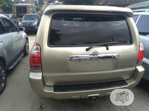 Toyota 4-Runner 2008 Gold | Cars for sale in Lagos State, Apapa