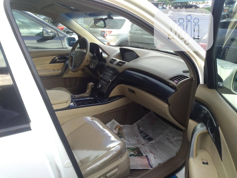 Archive: Acura MDX 2008 White