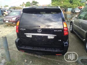 Lexus GX 470 2007 Black   Cars for sale in Lagos State, Apapa