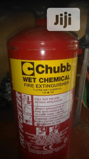 Wet Chemical Fire Extinguisher | Safetywear & Equipment for sale in Lagos State, Apapa