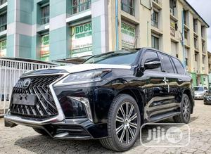 New Lexus LX 570 2020 Black   Cars for sale in Abuja (FCT) State, Central Business District