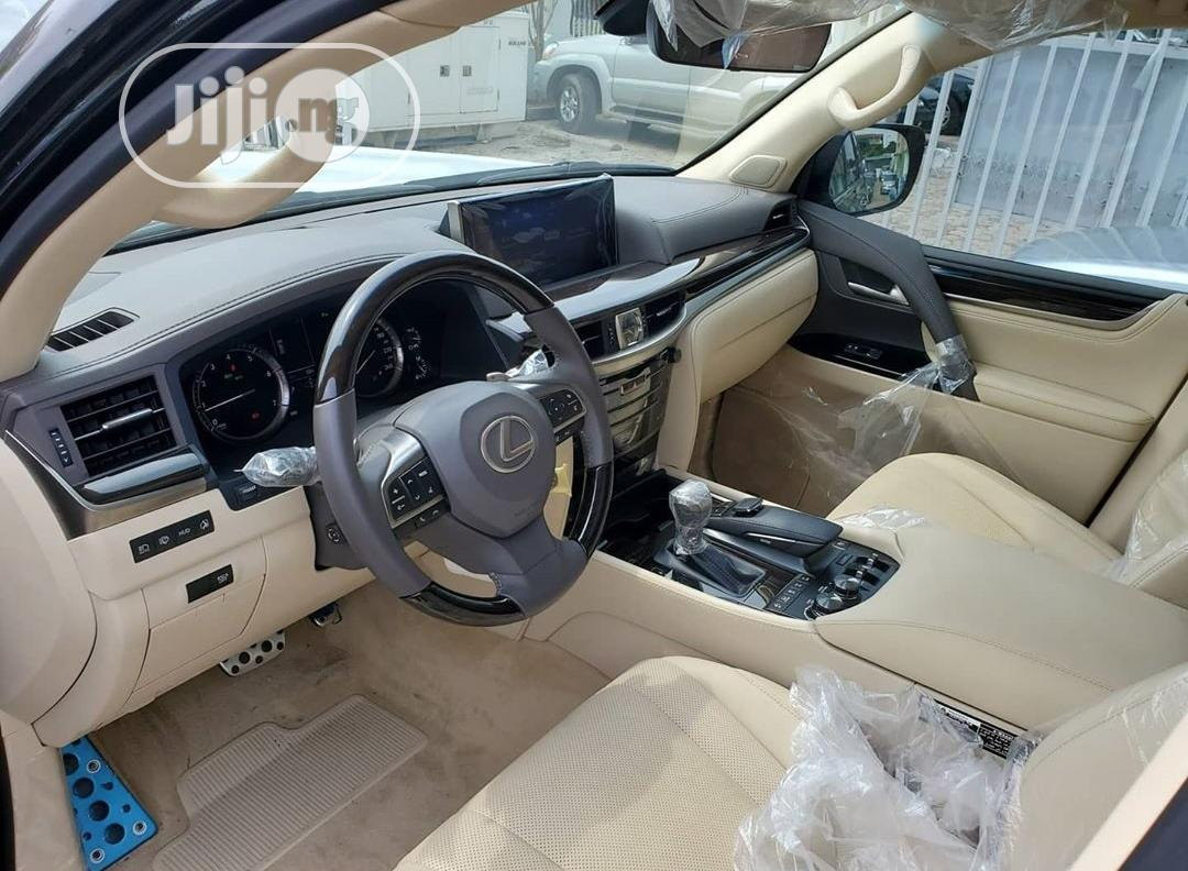 New Lexus LX 570 2020 Black | Cars for sale in Central Business Dis, Abuja (FCT) State, Nigeria